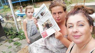 SanneVilleFamily ️Nadia på forsiden af lokal avisen nu også BT