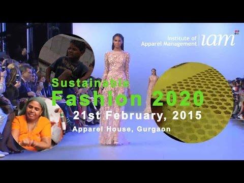 IAM Sustainable Fashion 2020 Invite