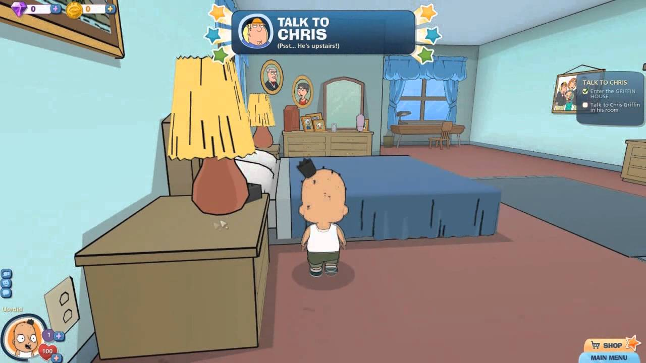 Play Family Guy Online