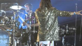 30 Seconds To Mars - Bright Lights ft. Klaas (at Drums) - 25.02.14 Live in Berlin