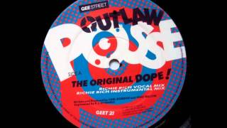 Outlaw Posse - The Original Dope (1989) (UK Hip Hop)