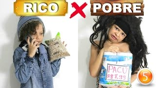 RICO VS POBRE 5 - Isaac do VINE thumbnail