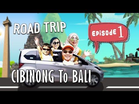 ROAD TRIP JAKARTA TO BALI # part Perjalanan ke Bali