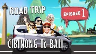ROAD TRIP JAKARTA BALI # part Perjalanan ke Bali