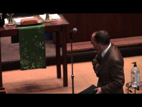 11/02/14 Perceptions Service First United Methodist Church Champaign Part 1