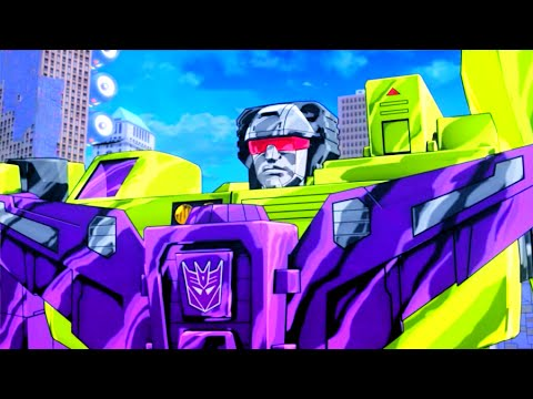 Transformers Devastation All Bosses & ENDING