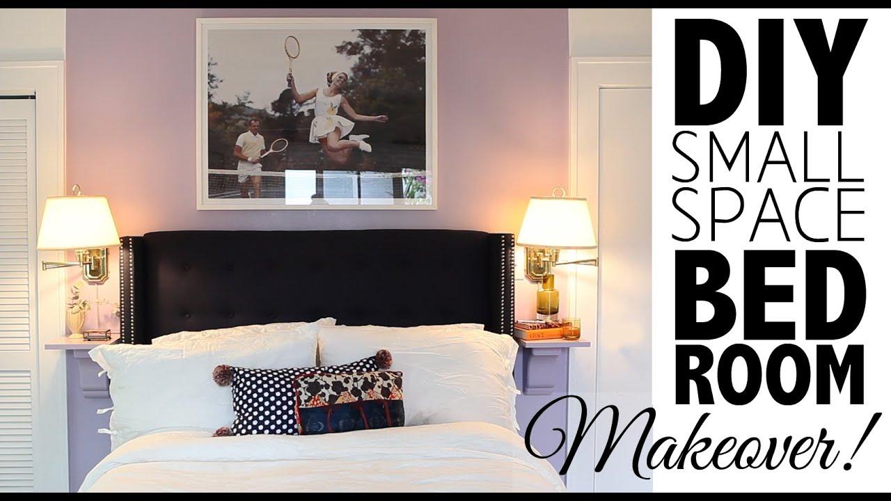 bedroom makeover diy