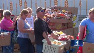 Feeding America comes to local city