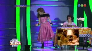 Laura Esquivel como Cyndi Lauper - Tu Cara Me Suena HD (Gala 14 Ultima)