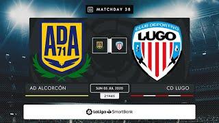 AD Alcorcón CD Lugo MD38 D2145