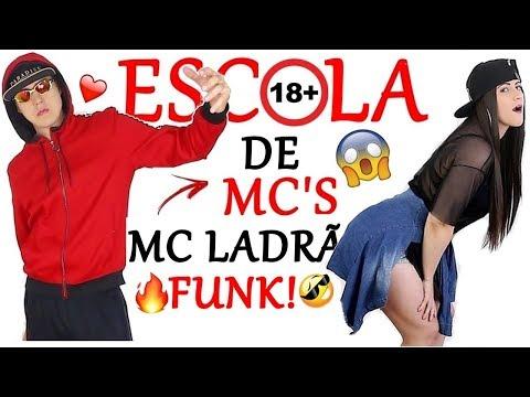 ESCOLA DE MC'S -1 A CHEGADA DO  MC LADRÃO!