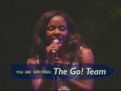 The GO! TEAM   coachela day2
