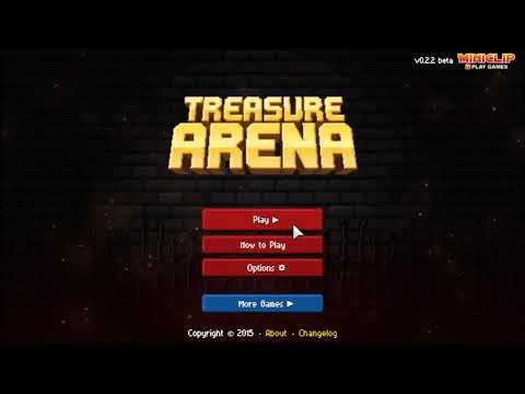 Treasure Arena (PC browser game)