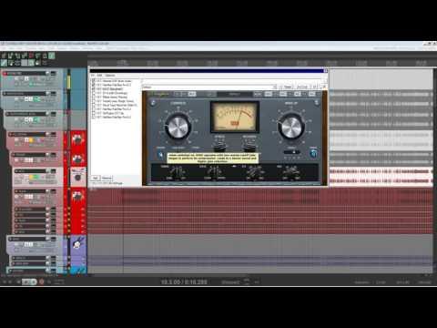 "Mezclando Metal Kick - Sample tutorial ""Metal Mixing Workflow In The Box"""
