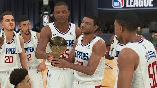 NBA 2K20 My Career EP 8 - Summer League Championship!