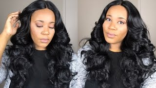 This Hair Is Fire 🔥  | Zury Sis Luxurious & Glamorous Glam-H Joo| Pre-Tweezed Wig