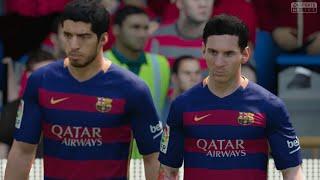 FIFA 16 Demo (Xbox One) - FC Barcelona vs Real Madrid Gameplay