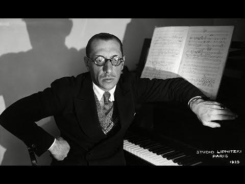 "Ígor Stravinski ""La Historia del Soldado"""