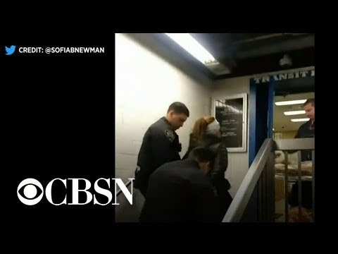 Woman selling churros at NYC subway station arrested