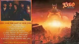 Di̲o̲  - The Last In Li̲n̲e̲ Full Album 1984