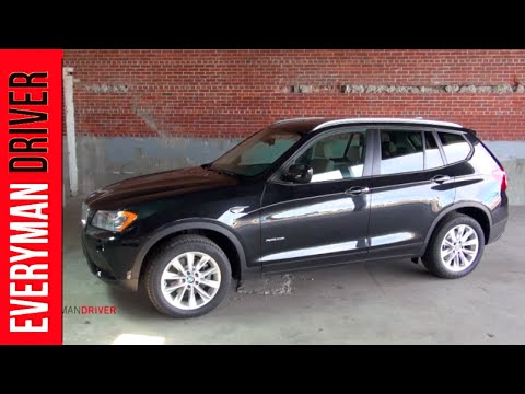 Review: 2014 BMW X3 xDrive 28i on Everyman Driver