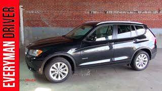 Here's the 2014 BMW X3 xDrive 28i on Everyman Driver