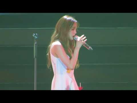 180520 태연 Taeyeon - fine ( wonder k concert)