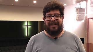 Diário de um Pastor, Reverendo Davi Nogueira Guedes, Gálatas 1-5, 13/10/2020