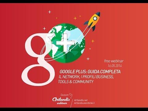 Google Plus Guida Completa