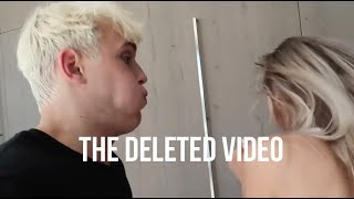 Jake Paul Spits on Alissa Violet (Deleted Video) thumbnail