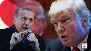 Trump pone Condiciones a Erdogan si Quiere salir de la tercer Guerra Mundial