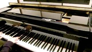 C Jam Blues Piano Solo