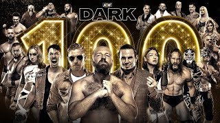 90+ of Action Featuring Moxley, Tay, Kingston, Pac, Shida, Lucha Bros. and More | AEW Dark, Ep 100