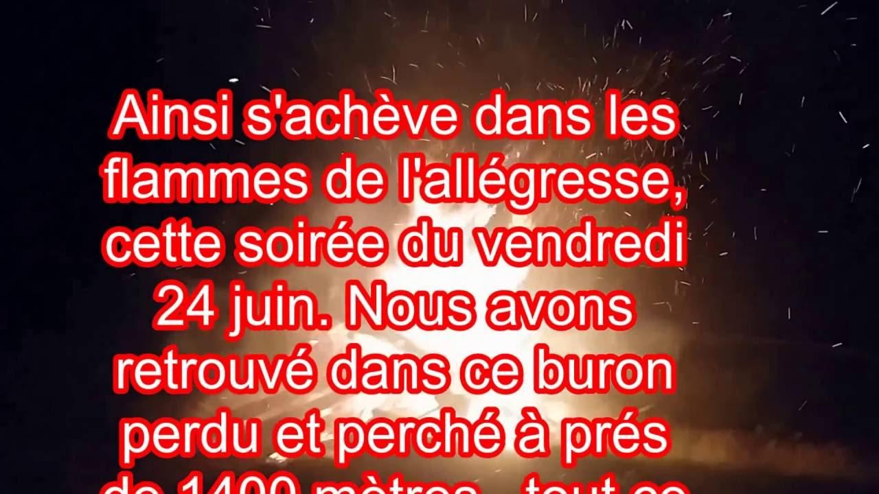 La saint jean au buron de born en aubrac youtube for Buron de born