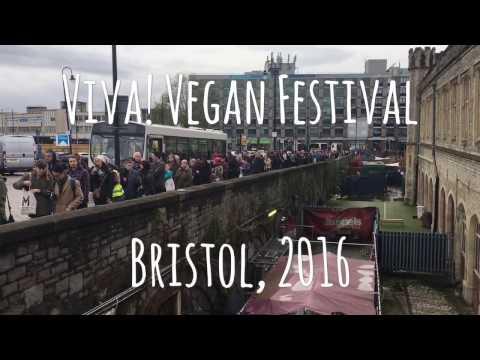 Viva! Vegan Christmas Festival - Bristol 2016