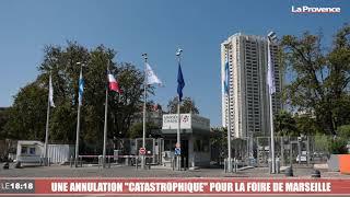 """Covid - Annulation de la Foire de Marseille : """"on a eu des exposants en pleurs au téléphone"""" (Safim)"""