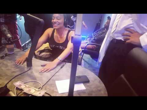 Radio Station Staff Minds Hijacked by Master Hypnotist Dr Lenny Moore