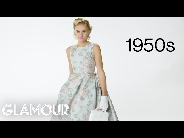 a2ffbc7a350a 100 Years of Dresses