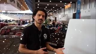 Review of the Mechatronik MSL - 2018 Retro Classics Stuttgart