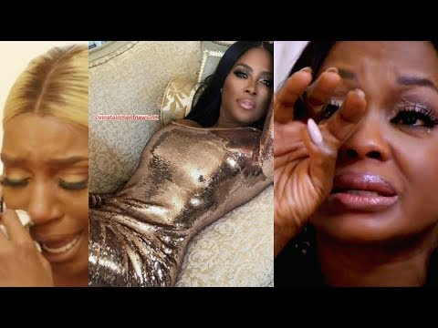 Late Upload: Nene Leakes Talks Kenya Moore Phaedra Parks Gregg Leakes & RHOA S11
