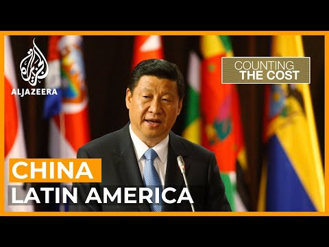 Can the US wrestle back influence in Latin America from China? | Counting the Cost