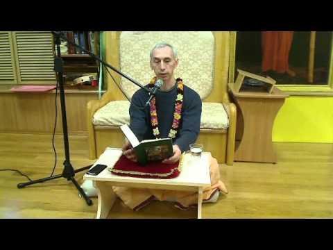 Шримад Бхагаватам 4.1.23-24 - Дамодара Пандит прабху