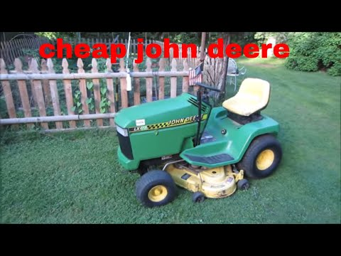 Yard Sale John Deere, Lets Unfix Other Peoples Repairs.