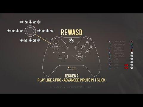 How To Use Rewasd