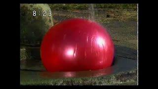 2008年9月30日 いないいないばあっ!, ボールの旅, Inai inai baa!, Peek a boo!, Ball trip.