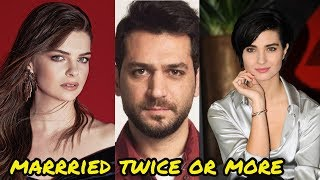 Top 9 Beautiful Turkish Celebrities Married Twice 2019 ||Life Partners Two Or More