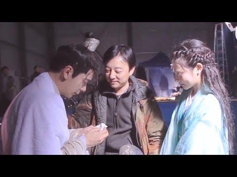 Goodbye My Princess Wraps Filming, Chen Xingxu Emotional 《东宫》杀青花絮