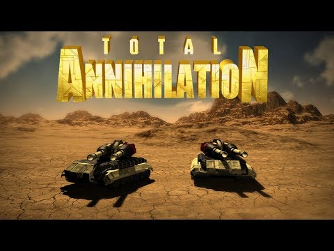 Total Annihilation (1997) - First PC game I ever played!