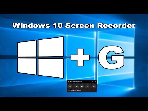 (Updated 2020) The Free built-in Windows 10 Screen Recorderиз YouTube · Длительность: 1 мин31 с