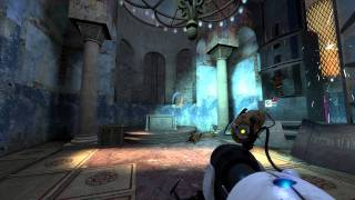 What Happens if You Play Half-Life 2 Lost Coast in Portal 2?